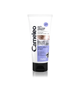 Delia Cameleo Silver Conditioner  Blonde Bleached & Gray Hair 200ml