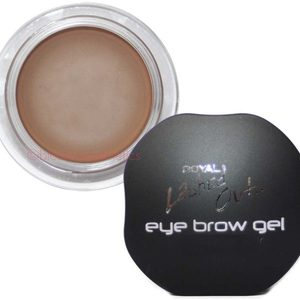 Royal Lashed Out Eyebrow Gel # Blonde