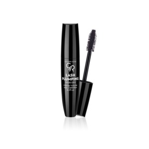 Golden Rose Lash Plumping Mascara Black 13ml