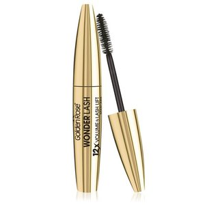 Golden Rose Wonder Lash Mascara 12x Volume & Lash Lift Black 12ml