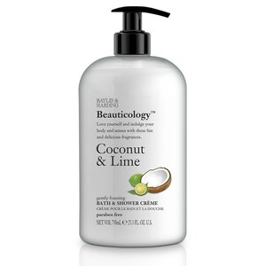 Baylis & Harding Beauticology Shower Creme Coconut & Lime 750ml