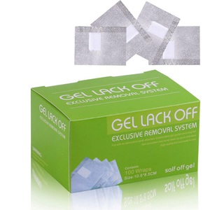 UpLac Removal Wraps 100pcs