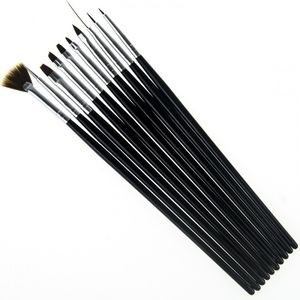 UpLac Brush Set 10 pcs