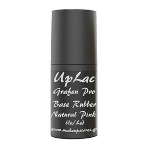 UpLac Grafen Pro Base Rubber Natural Pink Uv/Led 6ml