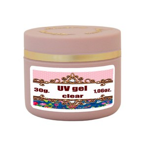Alezori Building Gel Uv CLEAR 30gr
