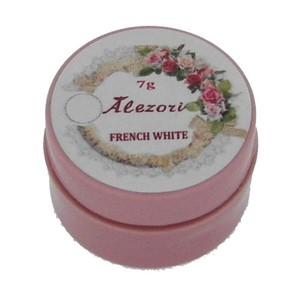 Alezori Building Gel FRENCH WHITE 7gr