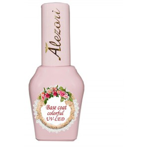 Alezori Base Coat UV/LED colorful 15ml