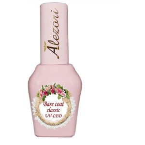 Alezori Base Coat Gel Polishl Uv-Led Classic 15ml