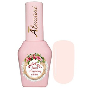 Alezori Gel Polish French Strawberry Cream 15ml