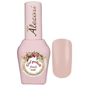 Alezori Gel Polish French Nude 15ml