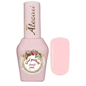 Alezori Gel Polish French Pink 15ml