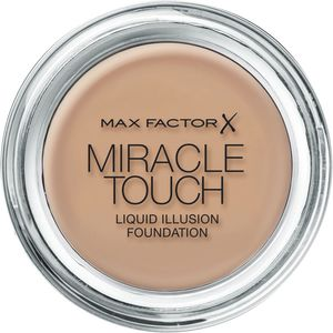 Max Factor Miracle Touch Foundation # 80 Bronze 11,5gr