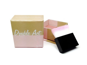 W7 Double Act Bronzer And Highlighter Powder 8gr
