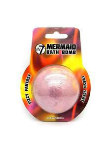 W7 Fizzy Fantasy Mermaid Bath Bomb 175gr
