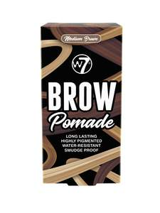 W7 Brow Pomade # Medium Brown 4,25gr