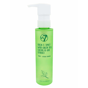 W7 Green T-Time! Face Toner 120ml