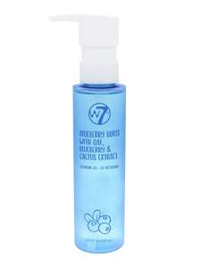 W7 Blueberry Burst Cleansing Gel 120ml