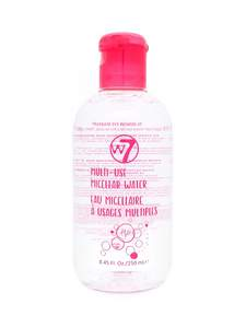 W7 Multi-Use Micellar Water 250ml