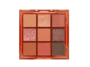 W7 Bare All Pressed Pigment Palette # Raw 8.1gr