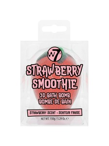 W7 Strawberry Smoothie Bath Bomb 150gr