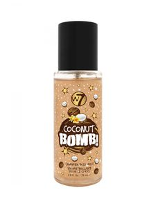 W7 Shimmer Body Mist Coconut 75ml