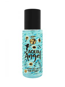 W7 Shimmer Body Mist Aqua Angel 75ml