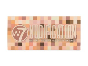 W7 Nudification Pressed Pigment Palette 12gr