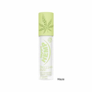 Happy Hemp Chilled Out! Plumping Lip Gloss 3,5ml # Haze Διάφανο