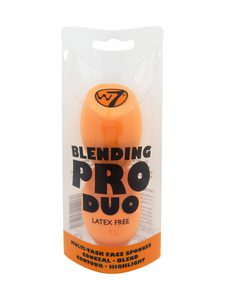 W7 Blending Pro Duo Multi-Tasking Makeup Sponge Set