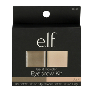 e.l.f. Gel & Powder Eyebrow Kit # 79 Light 1x1,4gr 1x2,3gr