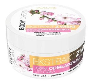 Vollaré Rejuvenating Body Cream Cherry Blossom Extract 175ml