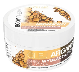 Vollaré Smoothing Body Cream With Argan Oil 175ml