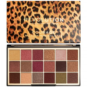 Makeup Revolution Wild Animal Courage Palette 18x1gr